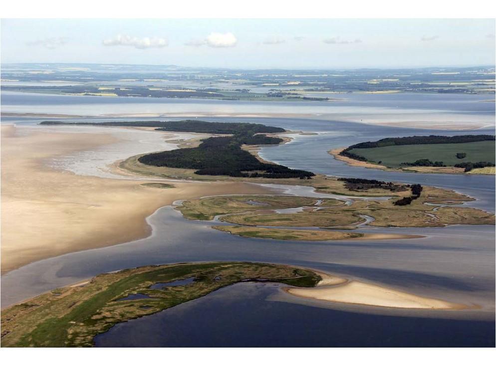Foto: Nationalpark VBl. Luftaufnahme